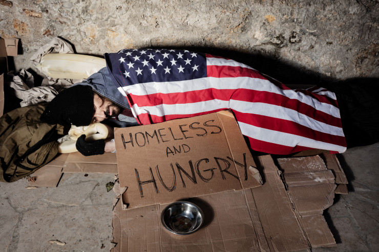 Casino-Projekt in Oregon: Glücksspiel als Obdachlosenhilfe