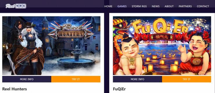 Vorstellung von ReelNRG: Slots und Online Casinos mit den Games