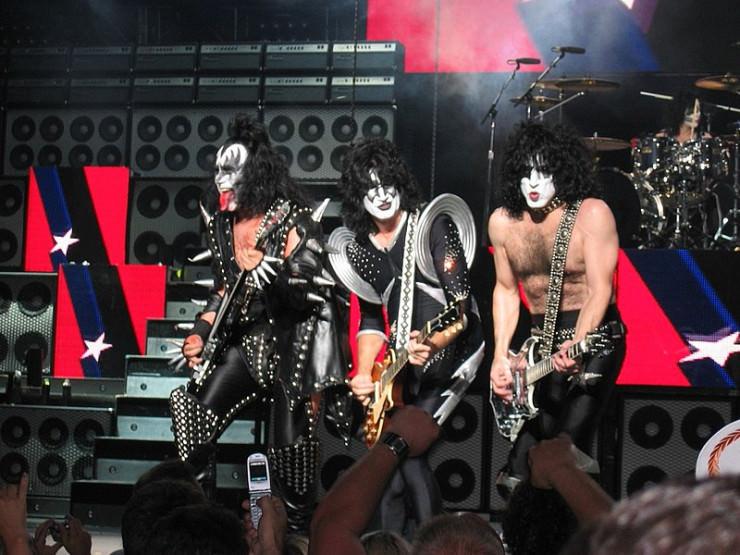 Die Hard Rock Band KISS bald mit eigenen Casino in den USA?