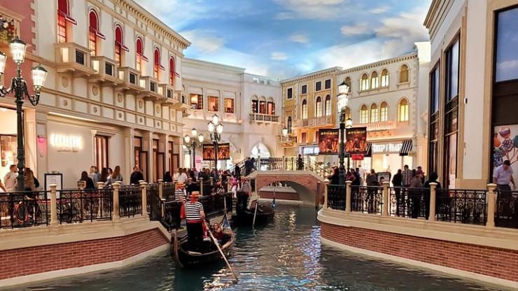 Las Vegas: Sands verkauft Glücksspieleinrichtungen