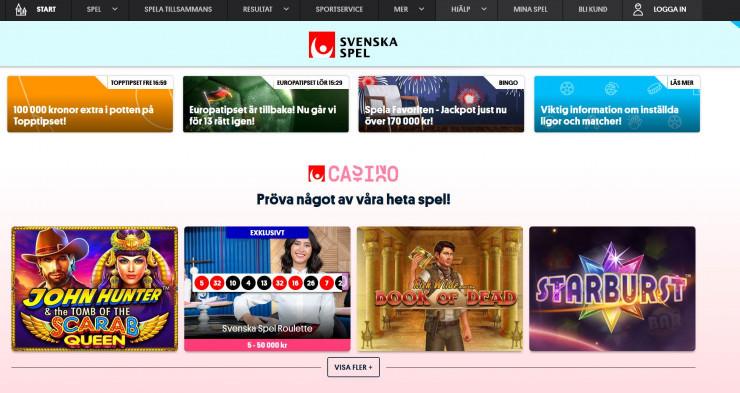 Schweden – mehr Bürger spielen in Online Casinos, die durchschnittlichen Wettausgaben bleiben aber stabil!