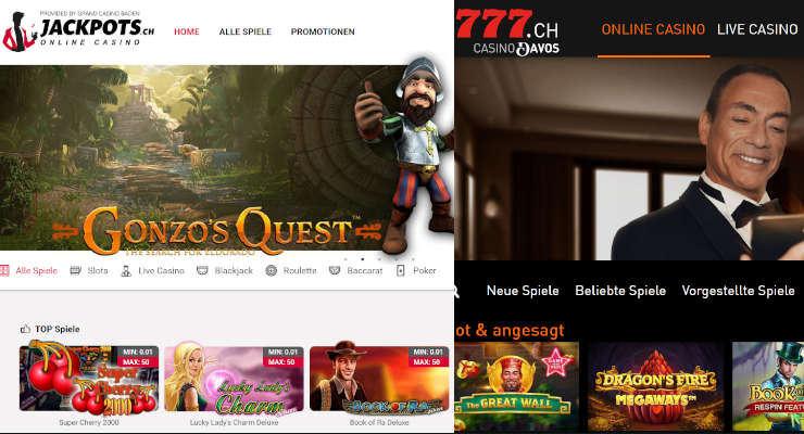 Schweiz: Softwarefehler Online Casinos - Spieler haben plötzlich hohe Schulden
