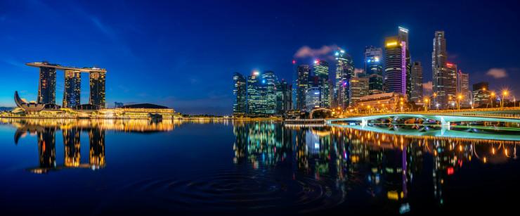 Singapur: Buchhalter unterschlägt 41 Millionen Dollar fürs Glücksspiel