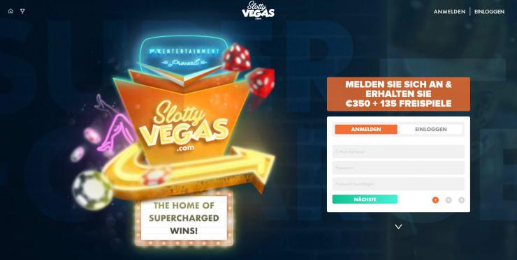 UK Lizenz von Slotty Vegas widerrufen