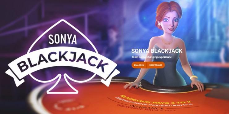 Yggdrasils Sonya Blackjack: Neues Kartenspielerlebnis mit REDUX-Technologie?