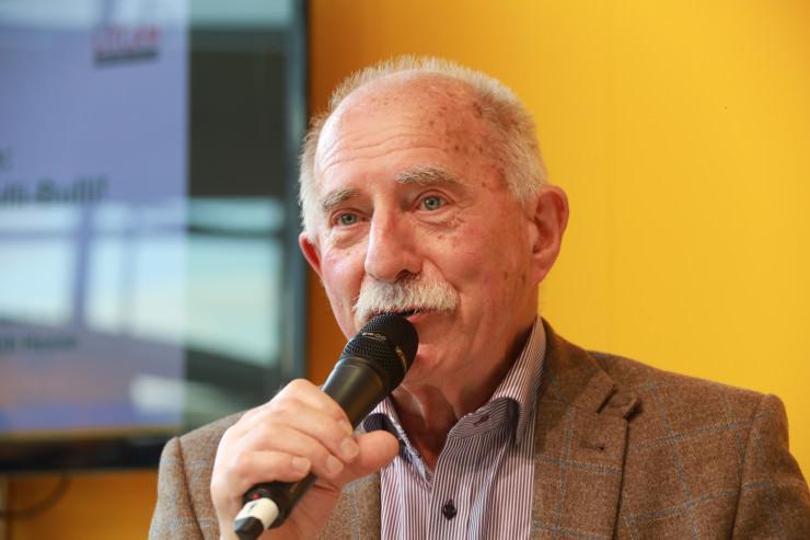 Promi Big Brother: Werner Hansch berichtet von seiner Spielsucht