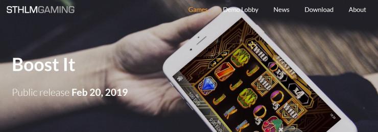 Vorstellung von STHLMGAMING: Slots und Online Casinos mit den Games