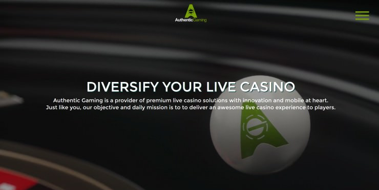 Vorstellung von Authentic Gaming: Echtes Live Roulette in den Online Casinos