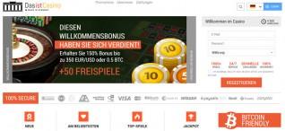 Dasistcasino: Seriöses Online Casino oder Betrug?