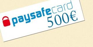 Gratis Paysafecard's von unserem Platincasino Gewinner