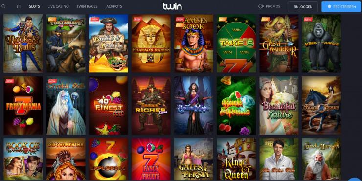 Online Casino Gamomat