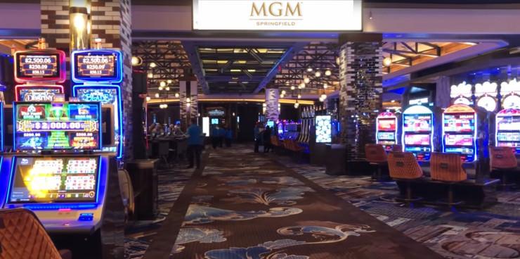 USA: Strafe gegen MGM Springfield wegen Alkoholausschank an Minderjährige