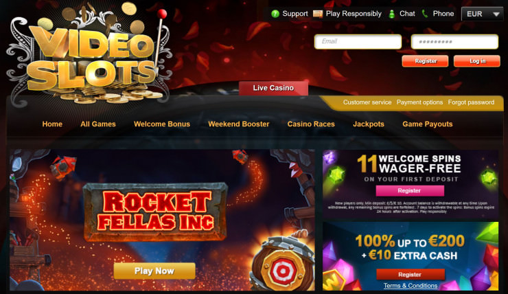 UK Gambling Commission: 1 Million Pfund Strafe gegen Videoslots Limited