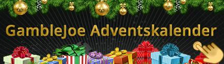 GambleJoe Adventskalender